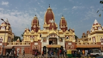 Birla Temple in New Delhi