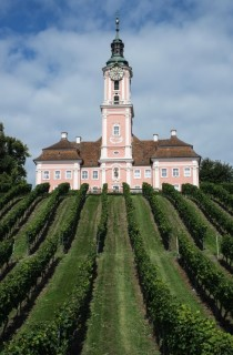 Birnau Pilgrimage Church in Germany