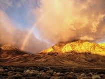 Bishop California - Climbing in the Buttermilks -