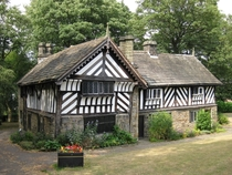 Bishops House is a half-timbered house in the Norton Lees district of the City of Sheffield England It was built c