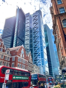 Bishopsgate City of London