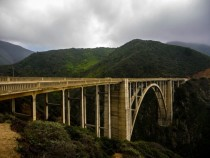 Bixby Bridge California US