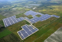 Black amp Veatch Solar plant project for Florida Power amp Light in