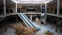 Black Friday Ghostly Images of Abandoned Malls by Seph Lawless  images