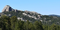 Black Hills South Dakota OC