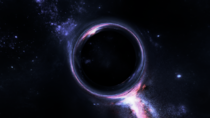 Black Hole Concept Art