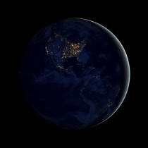 Black Marble New image from NOAA and NASA showcasing the Earth at night
