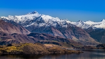 Black Peak Wanaka New Zealand