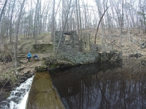Black River Trail Ruin Picture as promised Link to album in comments