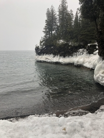 Black Rocks in Marquette MI