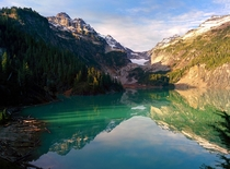 Blanca Lake WA is gorgeous