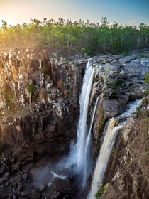 Blencoe Falls Tropical North Queensland Australia