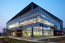 Bloch Executive Hall for Entrepreneurship and Innovation University of Missouri-Kansas City