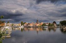 Blokzijl The Netherlands - This tiny beautiful place has technically been a city since