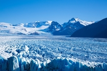 Blu - the resplendent ice fields of the Perito Moreno Glacier Argentine Patagonia  photo by Thiago Alexandrino