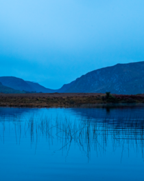 Blue Hour in Glenveagh National Park - County Donegal - Ireland