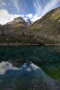 Blue Lake New Zealand Clearest water in the world
