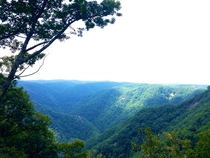 Blue Ridge Mountains VA