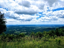 Blue Ridge Parkway - Fancy Gap