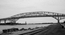 Blue Water Bridge- Port Huron MI