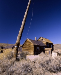 Bodie CA - Abandoned in the late s