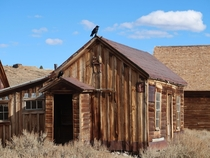 Bodie the ghost town CA