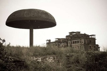 Bokor Hill Station in Cambodia Long abandoned the indentured servant built area still has a strange vibe