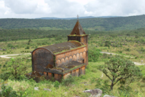 Bokor Mountain church Cambodia