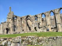 Bolton Abbey Yorkshire UK  x