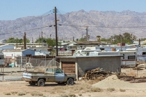 Bombay Beach California It has the population of  and is the lowest community in the United States