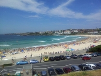 Bondi Beach in NSW Australia  x