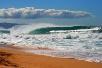 Bonzai Pipeline Oahu Hawaii