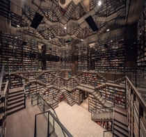 Bookception ZhongShuge Bookstore Chongqing China