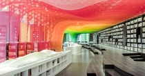 Bookstore in Suzhou China