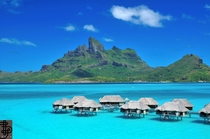 Bora Bora Just dreaming about visiting this island one dayHas anyone ever been here before your thoughts