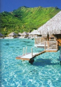Bora Bora paradise on Earth