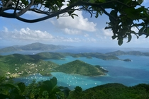 Bordeaux Mountain View St John Virgin Islands OC