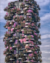 Bosco Verticale Milan Italy awesome
