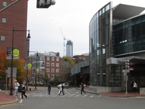 Boston brick and glass melange