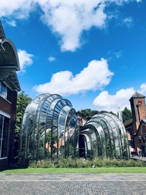 Botanical Glasshouses at the Bombay Sapphire Distillery