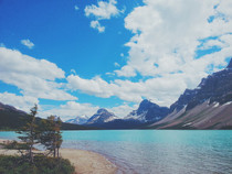 Bow Lake Icefields Parkway Alberta