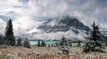 Bow Lake - Icefields Parkway Canada  photo by Fran_CH
