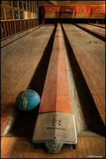 Bowling Alley in Upstate New York