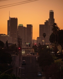 Boyle Heights Los Angeles California USA - January