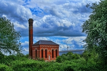 Bracebridge Pumping Station Worksop Notts UK