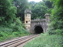 Bramhope Tunnel north portal