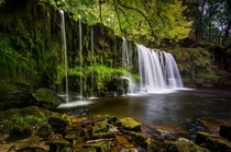 Brecon Beacons National Park Wales  by Timo Kofod
