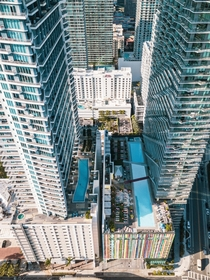 Brickell Miami  High-rise Living