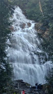 Bridal Falls British Columbia