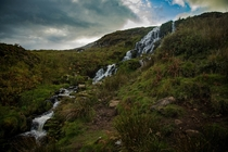Brides Veil Waterfall - Isle of Skye Just a little stop between more popular destinations